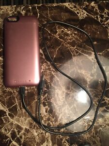 I phone 6+ mophie case