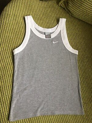Ladies Women's Nike Vest Top Size L (12-14