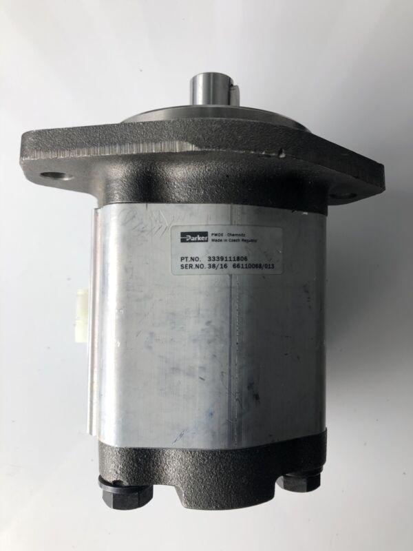 Parker 3339111806 Commercial Intertech Gear Pump NEW!!! FREE SHIPPING!!!