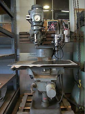 Bridgeport J Head Series True-trace  Controlpath Automatic 360