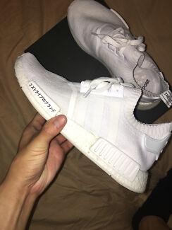 Adidas NMD White Japan US 9.5
