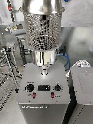 Coffee Crafters Artisan 2.5 Commercial Coffee Roaster 220v