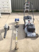 Lawnmower Whipper-Snipper (blower sold) Hobartville Hawkesbury Area Preview