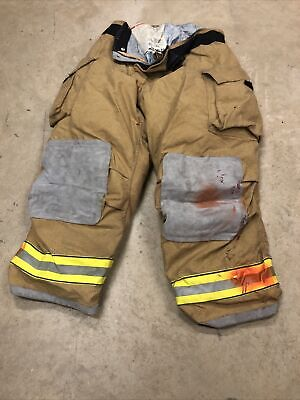 Firefighter Bunker Turnout Gear Pants Globe 46x30 G Extreme 2005