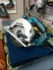 Makita LXT 18v  circular saw