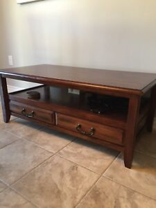 Pier One Coffee Table and End Table