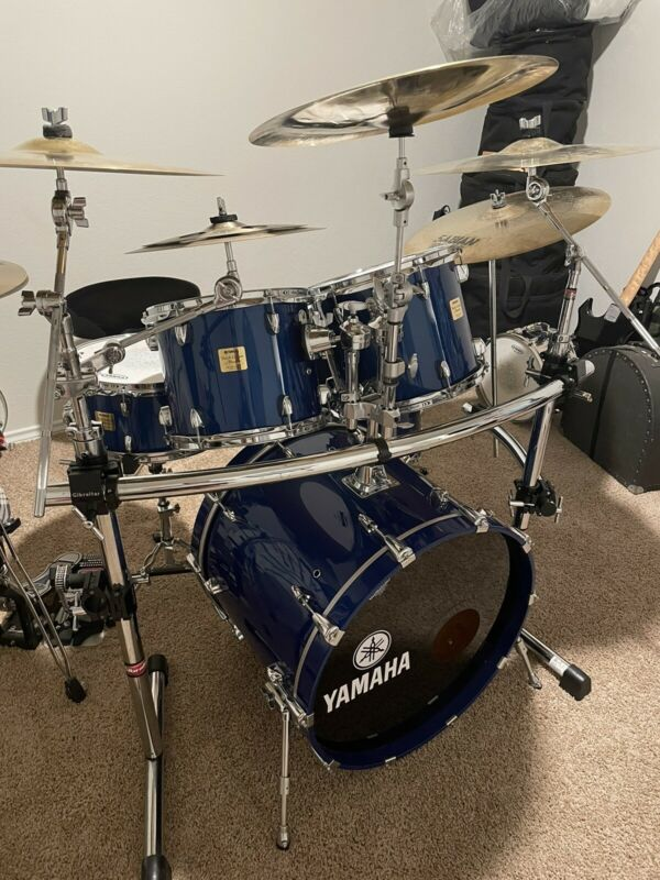 Yamaha Beech Custom Absolute Shell Pack