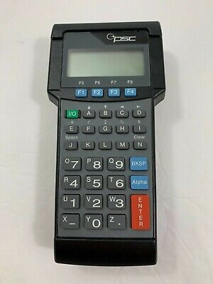 Psc Pt2000 Portable Handheld Data Terminal Barcode Inventory Scanner Reader