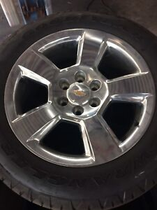 20 in wheels and tires - Brand New!!!