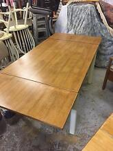 Restored Vintage Extension Table Petersham Marrickville Area Preview
