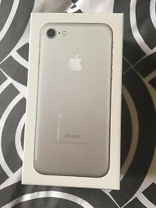 Unopened Iphone 7 Silver 128Gb Bondi Eastern Suburbs Preview