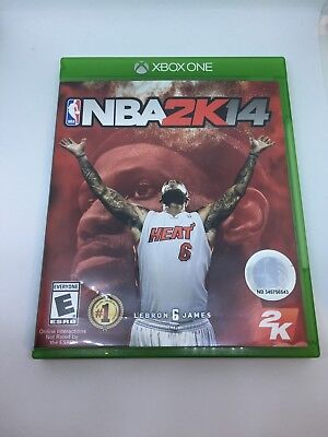 NBA 2K14 (Microsoft Xbox One, 2013) d'occasion  Expédié en Belgium