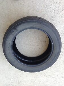 4 used tires  P235/55R18
