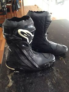 Alpinestars Supertech R motorbike boots bike motorcycle Grafton Clarence Valley Preview