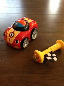 Fisher  Price shake rattle and roll car