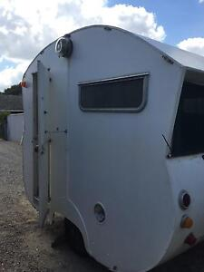 1970 Custom vintage / retro 10ft caravan Perth Perth City Area Preview