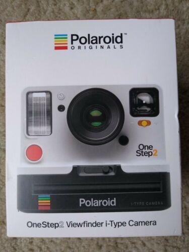 как выглядит Polaroid Originals OneStep 2 VF Instant Film Camera - White 9008 фото