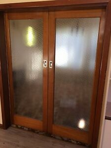 Internal sliding doors 1950s Myaree Melville Area Preview