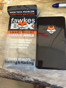 Fawkes Box - New Never Used