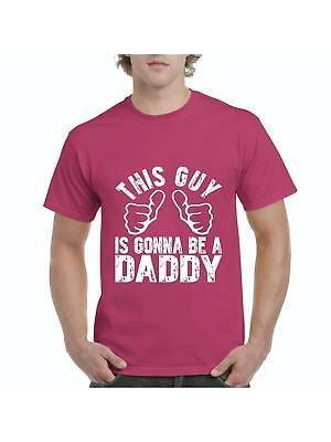 T-Shirt This Guy Is Gonna Be a Daddy Baby Shower New Dad Gift Mens Shirts - Baby Shower Gifts For Men
