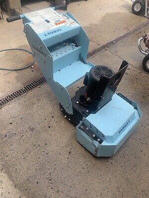 Husqvarna Target 22 Concrete Grinder Electric 110v Dual Trac Dt 15e
