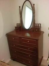 Duchess dressing table and wardrobe Blackwood Mitcham Area Preview