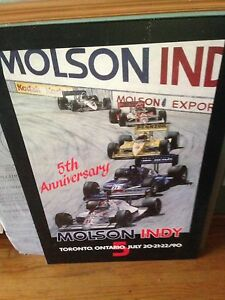 Toronto Indy poster