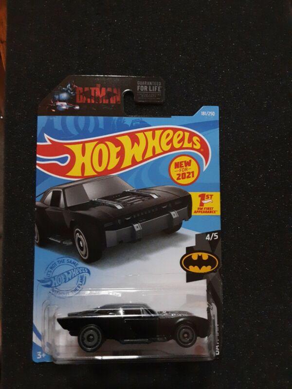 Hot wheels Batmobile Batman 4/5