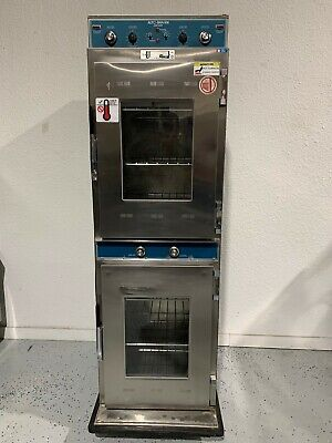 Alto Shaam 1000-th-i Deluxe Full-size Halo Heat Cook Hold Oven Works Great