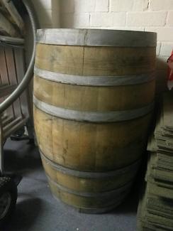 Wine Barrel - Empty
