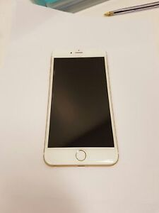 iPhone 6 Plus 64gb Gold Enmore Marrickville Area Preview