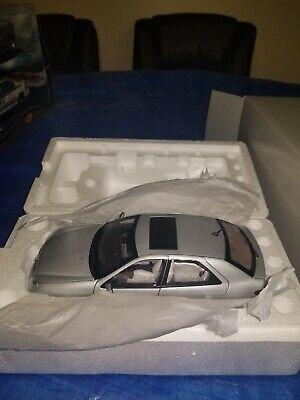 1/18 Xsara 2.0 CHINESE DIECAST MODEL CAR Silver, NIB