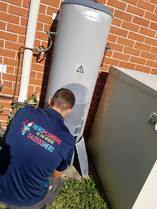 General Plumbing, Gas Fitter, Unblock Drains, Hot water Heater