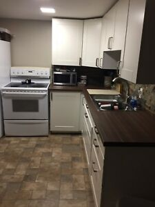 Basement apartment for rent $900 all inclusive