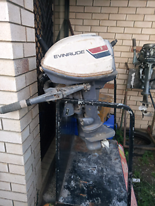 6hp evinrude Caboolture Caboolture Area Preview