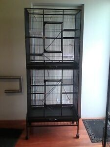 Brand NEW Space Saving 2 cages in 1 seperate cage's with 3 levels each Meadowbrook Logan Area Preview