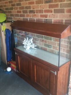 Large fish tank and stand Hurstville Hurstville Area Preview