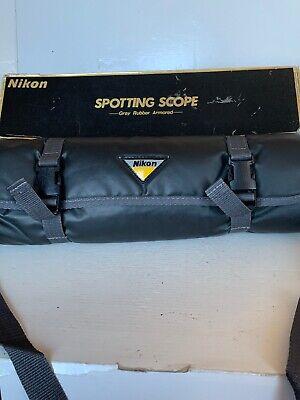 Nikon Spotting Scope (zoom And Standard Finder)