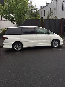 Toyota Estima 2004 7 seater Fitzroy Yarra Area Preview