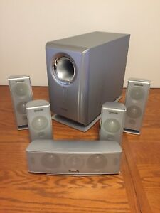 Panasonic 5.1 Surround Speakers