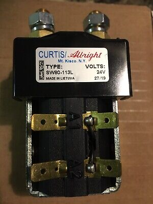 802820 Curtisalbright Contactor For Crown Forklift