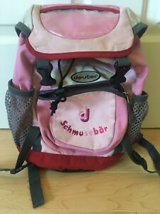 Toddler Deuter backpack
