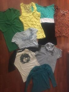 Women's tops and dress