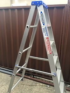 NEW aluminium Werner ladder Bankstown Bankstown Area Preview