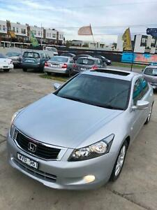 HONDA ACCORD LUXURY 2009 %%% RWC & 10 MONTH REGO %%% SUNROOF&NEW TYRES Dandenong Greater Dandenong Preview