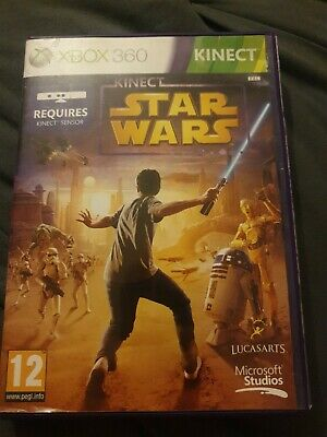 Kinect: Star Wars (Microsoft Xbox 360, 2012)