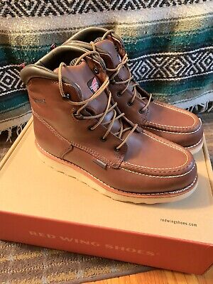 Red Wing Moc Toe 405 8 D