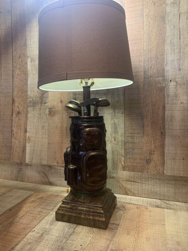 Golf Bag Lamp