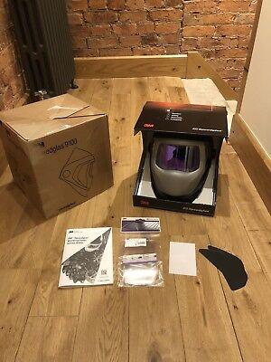 Speedglas 9100xxi Welding Helmet.
