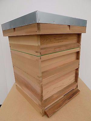 Western Red Cedar National Bee Hive